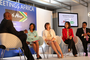 In pictures: Meetings Africa 2012