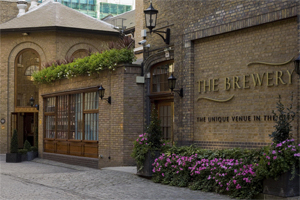 The Brewery reports 25% fall in Christmas bookings