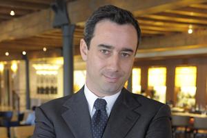 Mario Ferraro, GM, Hilton Molino Stucky, Venice