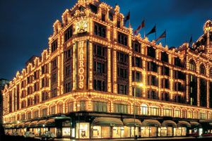 Harrods expands events via venue partnerships