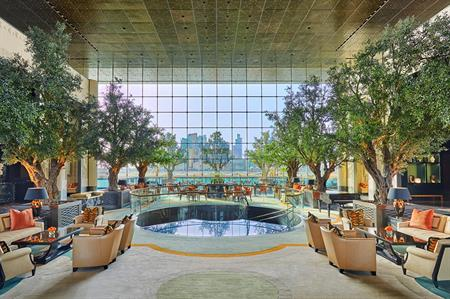 Four Seasons Bahrain hotel
