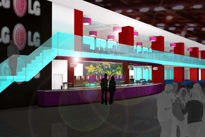The planned new LG Arena interior