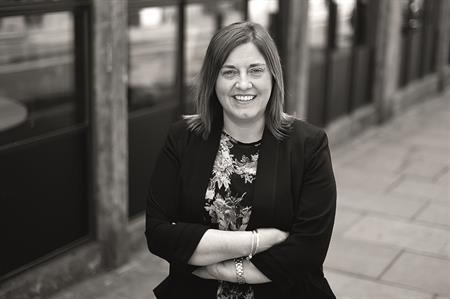 Liz Quinton, CWT Meetings & Events