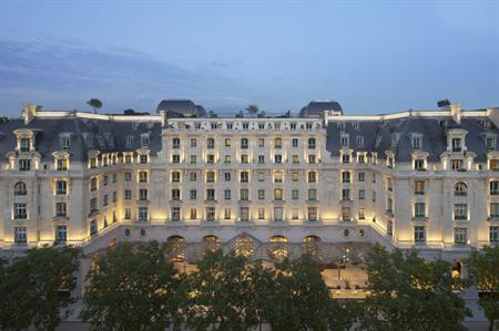 The Peninsula Paris hotel, France