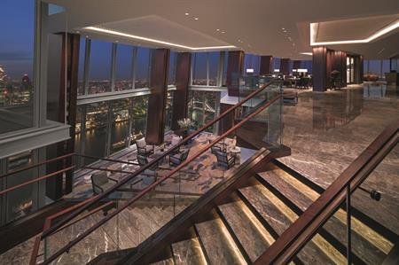 Venue London Inside The Shangri La C It