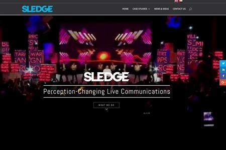 Top 50 agencies 2016: Sledge