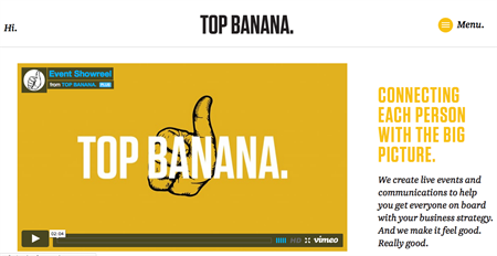 Top 50 Agencies 2016: Top Banana Communication