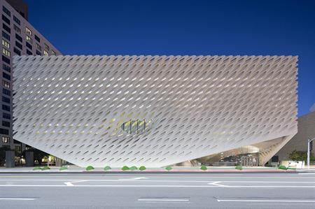 The Broad, Downtown LA (credit: Iwan Baan)