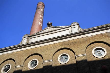 Truman Brewery, London