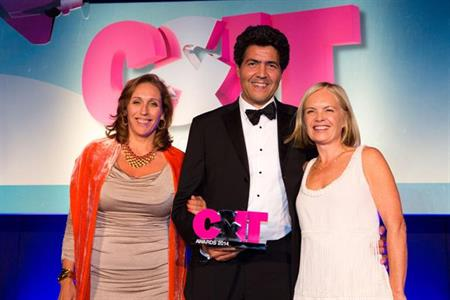 C&IT Awards 2014: IT & Telecoms Event of the Year went to Brandfuel for Google Zeitgeist 2013