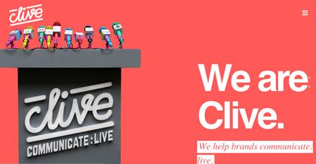 Top 50 Agencies 2017: Clive (21)