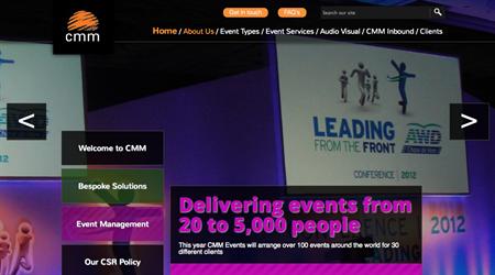 CMM ranked 46th in C&IT's Top 50 UK agencies table