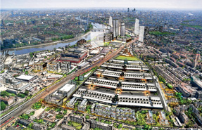 Revamp: New Covent Garden Market images unveiled