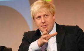Johnson: to adjudicate on planning decision