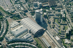 The plans include the redevelopment of the Earls Court exhibition centre and the surrounding area