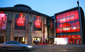 The Roundhouse plays host to the Homes and Communities Awards 2010 dinner event later this month.