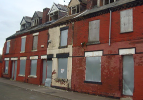 Empty homes: 'putting strain on communities'