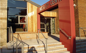 Wesley Centre: Loss of tenants hit trust's income