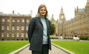 Greening: has delayed decision on HS2