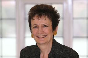 JRF chief executive Julia Unwin (Photo Kippa Matthews)