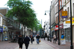 High streets: call for curb on out-of-town