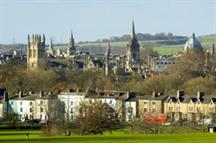 Oxford: City topped economic performance table