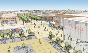 Kirkby: plans given green light by Pickles