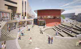 Barnsley: retail scheme plans unveiled