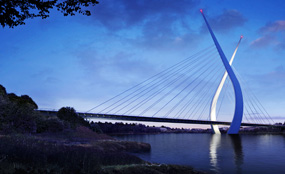 The Government 'can give no assurances' on Sunderland's New Wear Bridge.