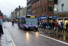 Preston: The report says an out of date city centre is holding back growth