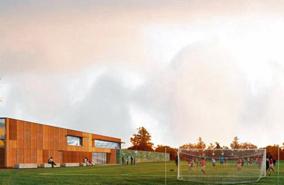 South Marsh Community Hub: a visualisation