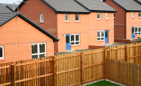 Scotland's affordable housing programme's starts fell by 25%