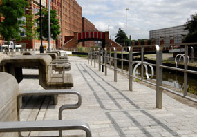 Ancoats in Greater Manchester