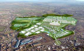 Ravenscraig: TIF pilot project already approved