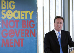 Big Society: 'Public confusion' over concept