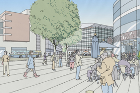 New masterplan sets out 'opportunity sites' for redevelopment in Portsmouth city centre