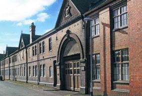 Middleport Pottery, Stoke-on-Trent