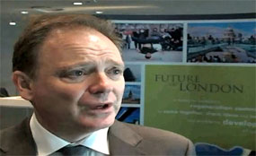 HCA London director David Lunts is optimistic about the prospects for financing regeneration in London.