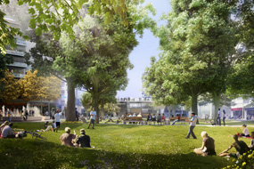 Masterplan for Elephant & Castle aims to provide 4.53-hectares of green space