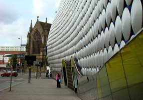 The paper sets out proposals to drive growth in the Birmingham city-region (© Bob Hall)