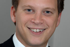 Housing minister Grant Shapps