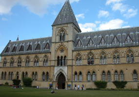 Oxford University is to benefit from the fund (© Adam Hopkinson)