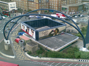 Old Street's 'Silicon Roundabout'