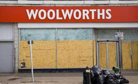 Empty shops: vacancy rates have stabilised in 2011, says report
