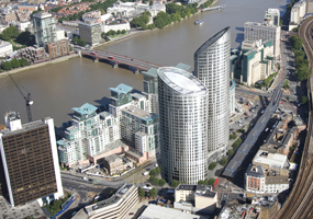 Vauxhall Cross: plans include 291 homes