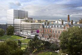 Croydon Hub: John Laing remains committed to south London LABV