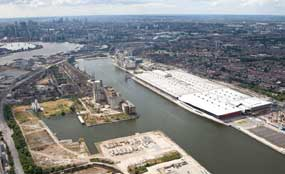 Silvertown Quays: LDA has revealed shortlist