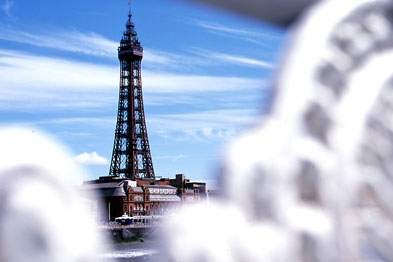 Blackpool Tower: A new local enterprise partnership will cover Lancashire County Council and Blackpool Council