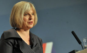 May: No government should try to ensure equal outcomes for everyone