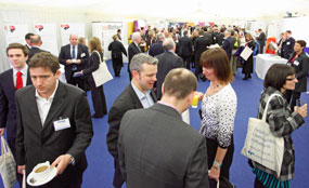 Networking opportunities: Overall attendance at the Northern Regeneration Summit is forecast to top 700.
